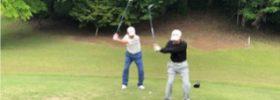 組合ゴルフ大会