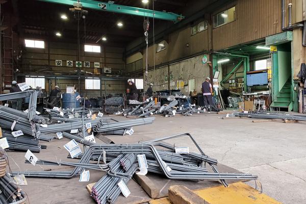 藤工業 工場内3